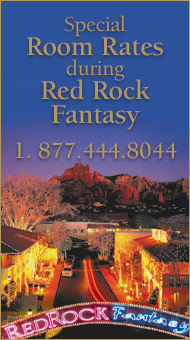 Special Room Rates During Red Rock Fantasy